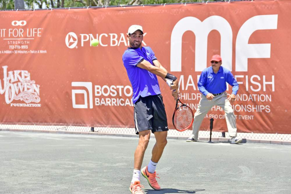 """KING OF THE HILL"" WINNER  RUNNER-UP TO AGAIN RECEIVE MAIN DRAW DOUBLES WILD CARD INTO APRIL'S MARDY FISH USTA FUTURES EVENT"