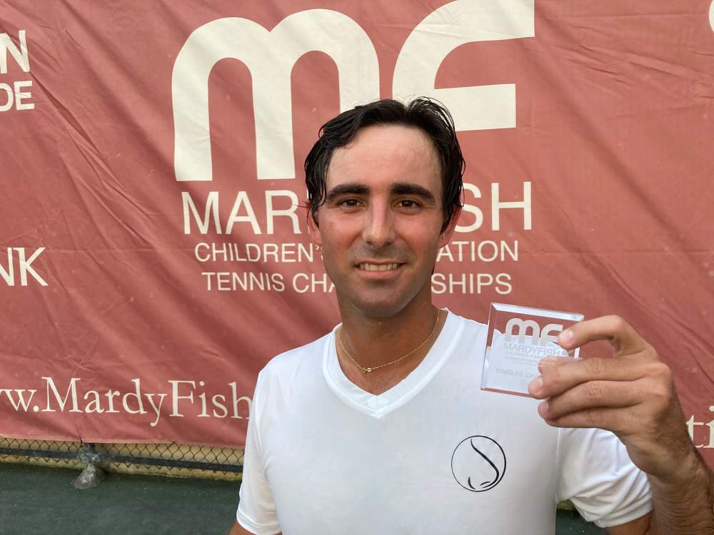 IT'S A WRAP! DIEGO HIDALGO, JUNIOR OREALEJANDRO GOMEZ CROWNED 2020 MARDY FISH TOURNAMENT CHAMPIONS