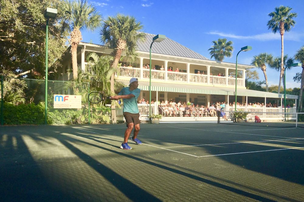 Sea Oaks To Again Host Main Draw Wild Card Tournament For Mardy Fish Children's Foundation Tennis Championships